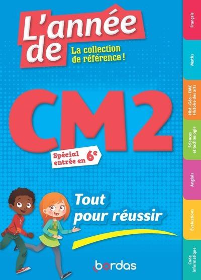 L'ANNEE DE CM2 - SPECIAL ENTREE EN 6E