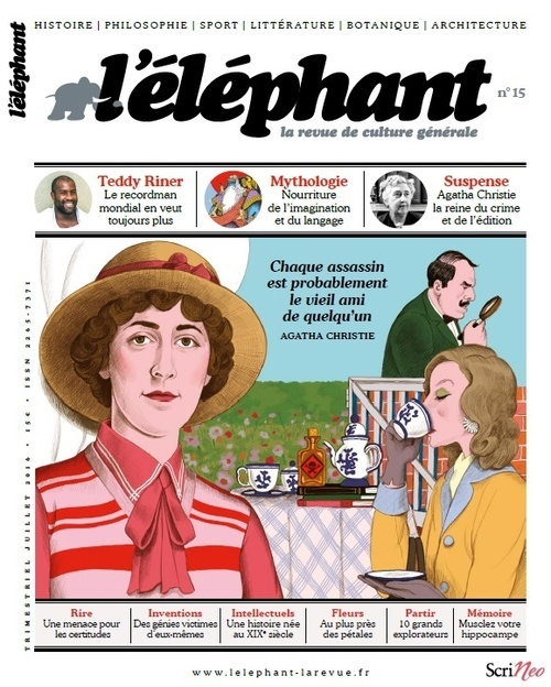 L'ELEPHANT : LA REVUE 15