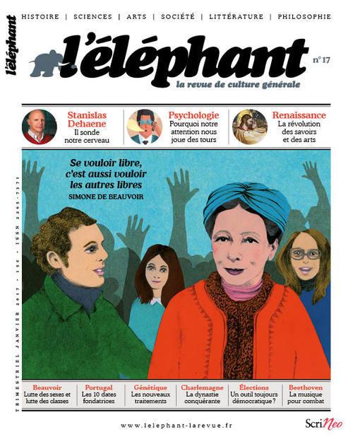 L'ELEPHANT - LA REVUE DE CULTURE GENERALE - NUMERO 17 - 01/2017