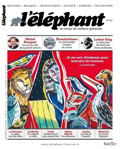 L'ELEPHANT - LA REVUE DE CULTURE GENERALE - NUMERO 22