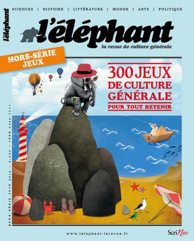 L'ELEPHANT HORS-SERIE-JEUX 2015