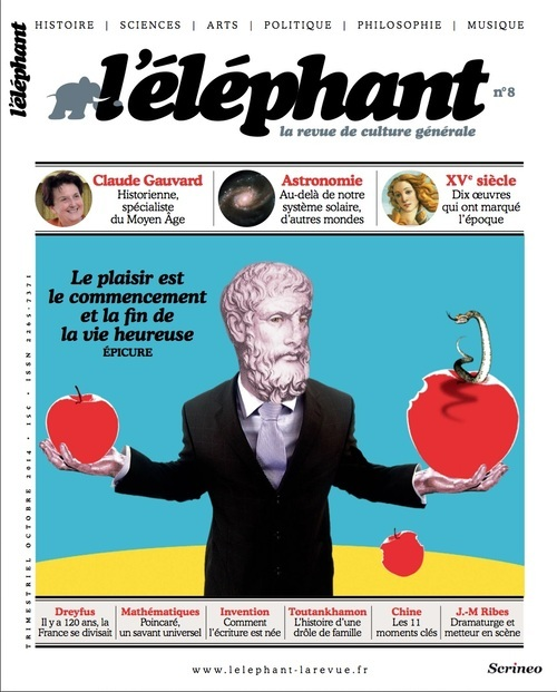 L'ELEPHANT : LA REVUE 08