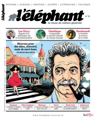 L'ELEPHANT : LA REVUE 16