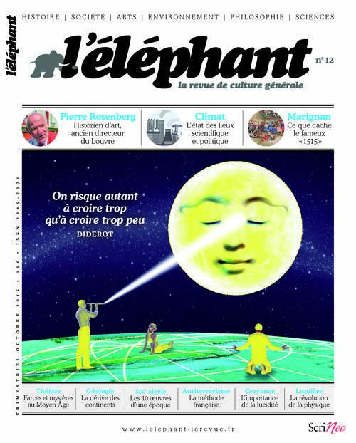 L'ELEPHANT : LA REVUE 12