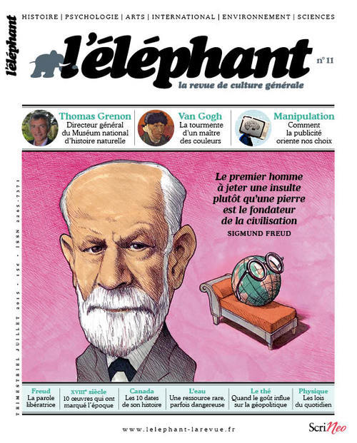 L'ELEPHANT : LA REVUE 11