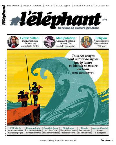 L'ELEPHANT : LA REVUE 09