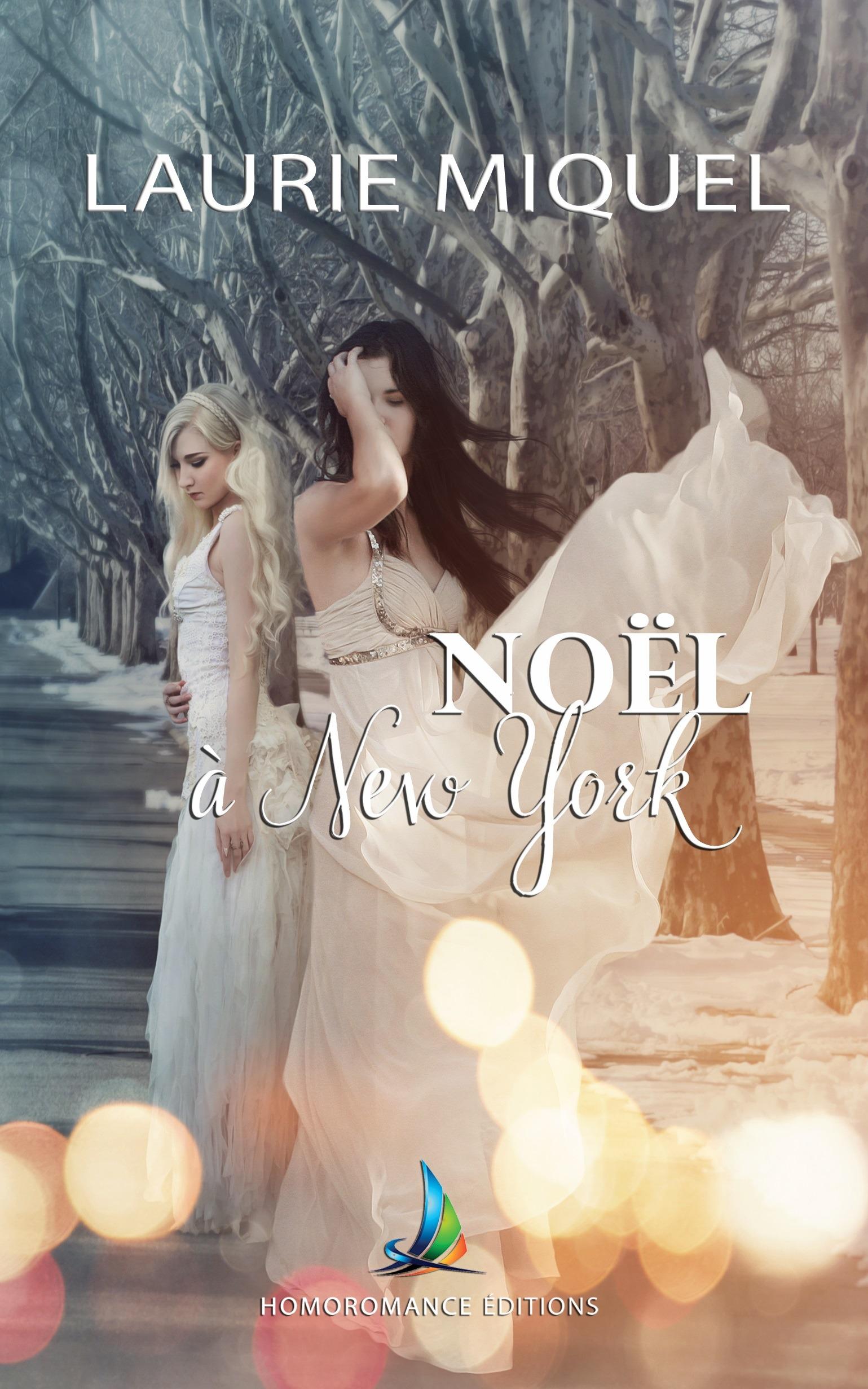 Noël à New York | Nouvelle lesbienne, romance lesbienne