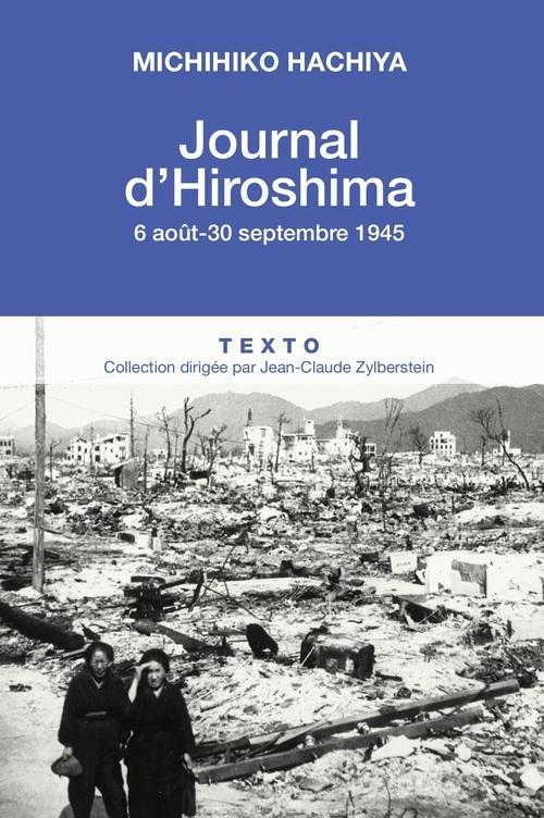 JOURNAL D HIROSHIMA 6 AOUT-30 SEPTEMBRE 1945