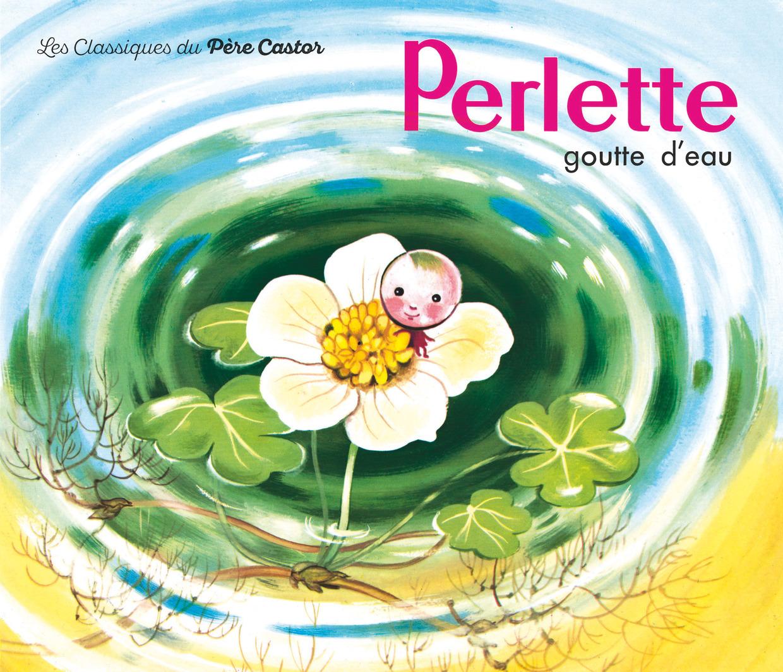PERLETTE GOUTTE D'EAU