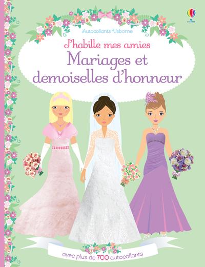 J'HABILLE MES AMIES - MARIAGES ET DEMOISELLES D'HONNEUR