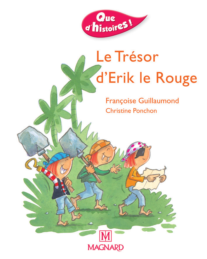 TRESOR D'ERIK LE ROUGE (LE)