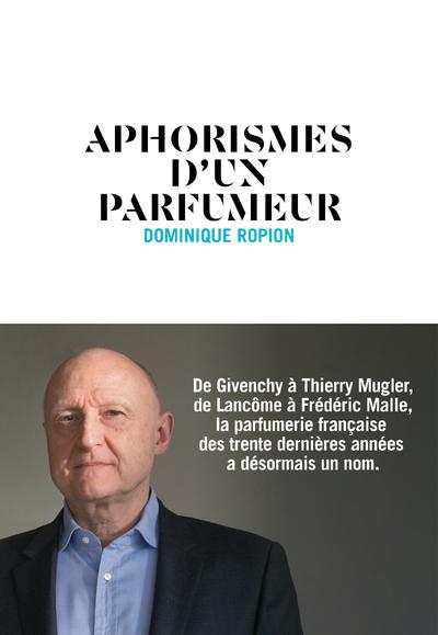 APHORISMES D'UN PARFUMEUR