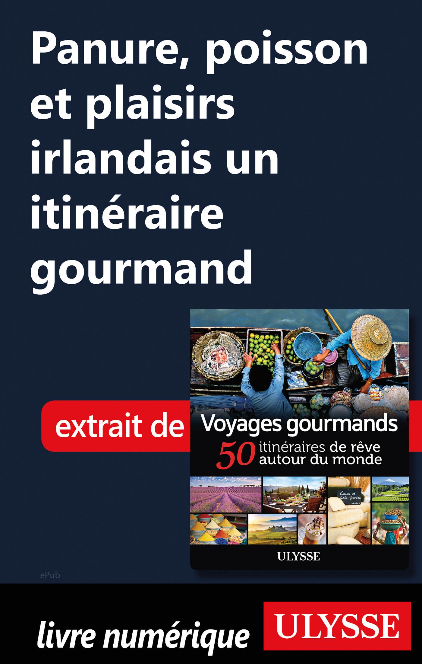 Panure, poisson et plaisirs irlandais - Un itinéraire gourmand