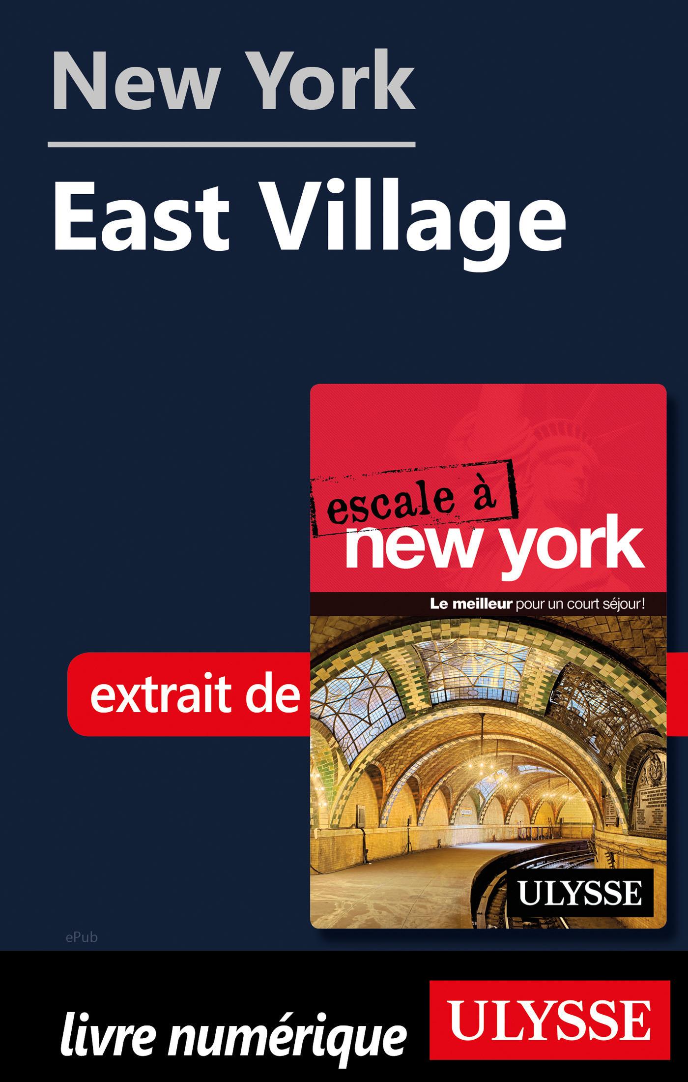 New York - East Village
