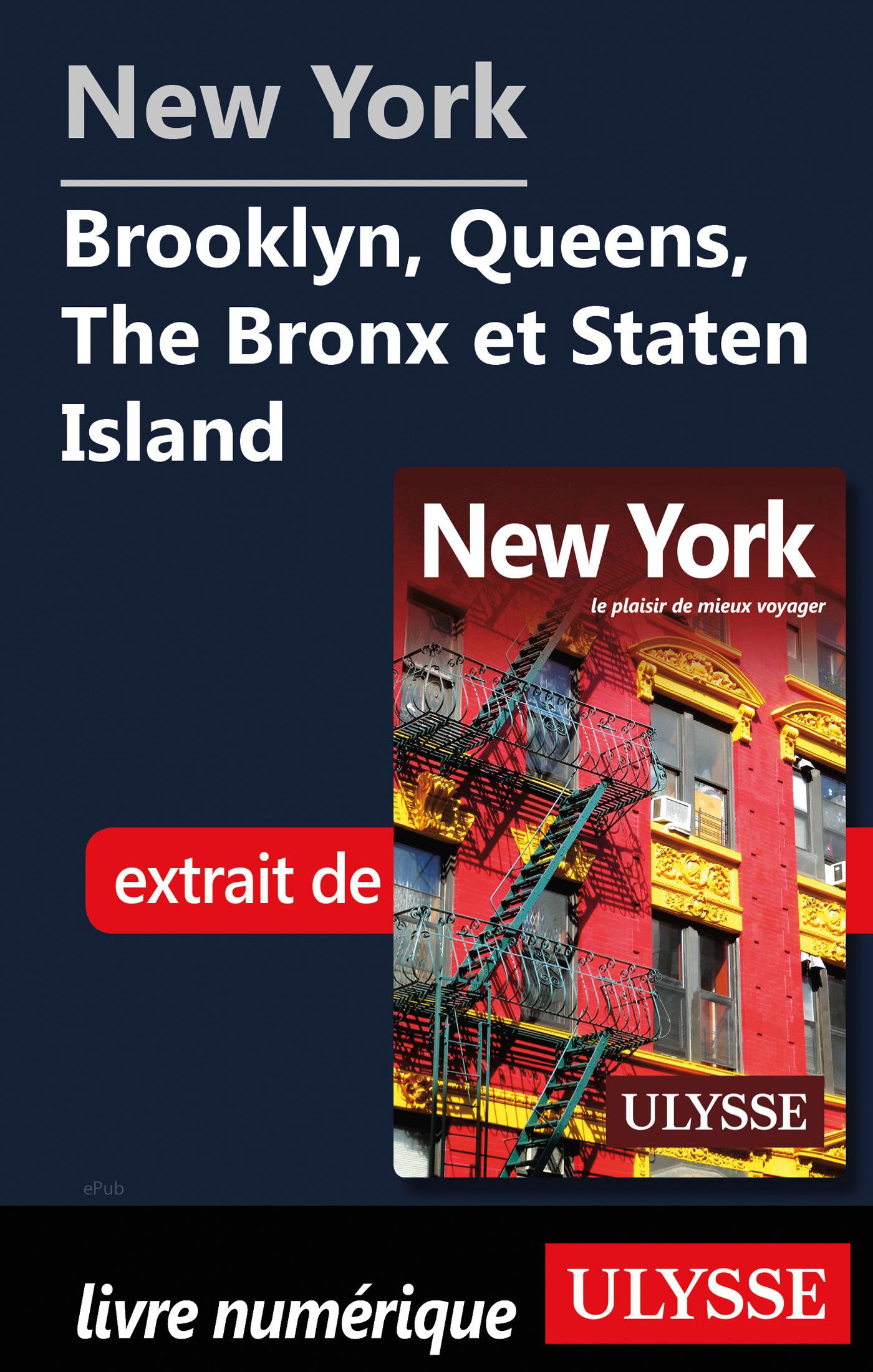 New York Brooklyn Queens, The Bronx et Staten Island