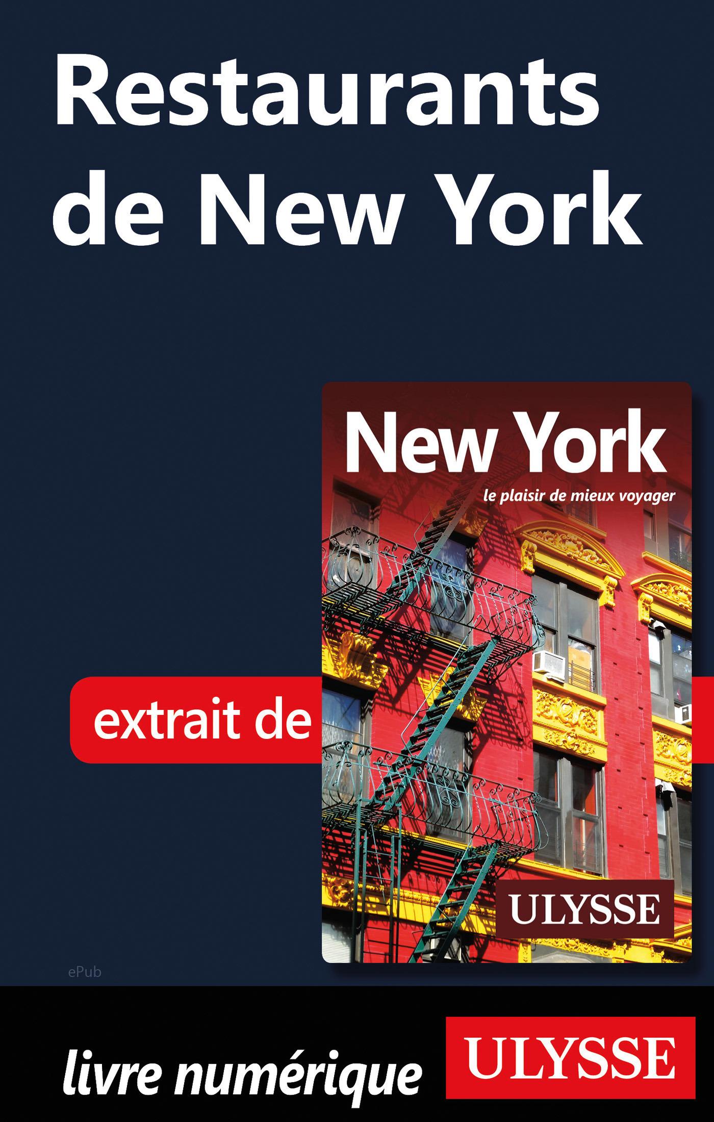 Restaurants de New-York