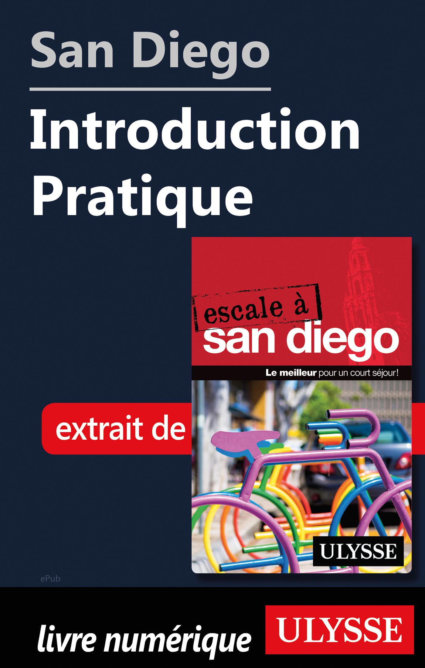 San Diego - Introduction Pratique