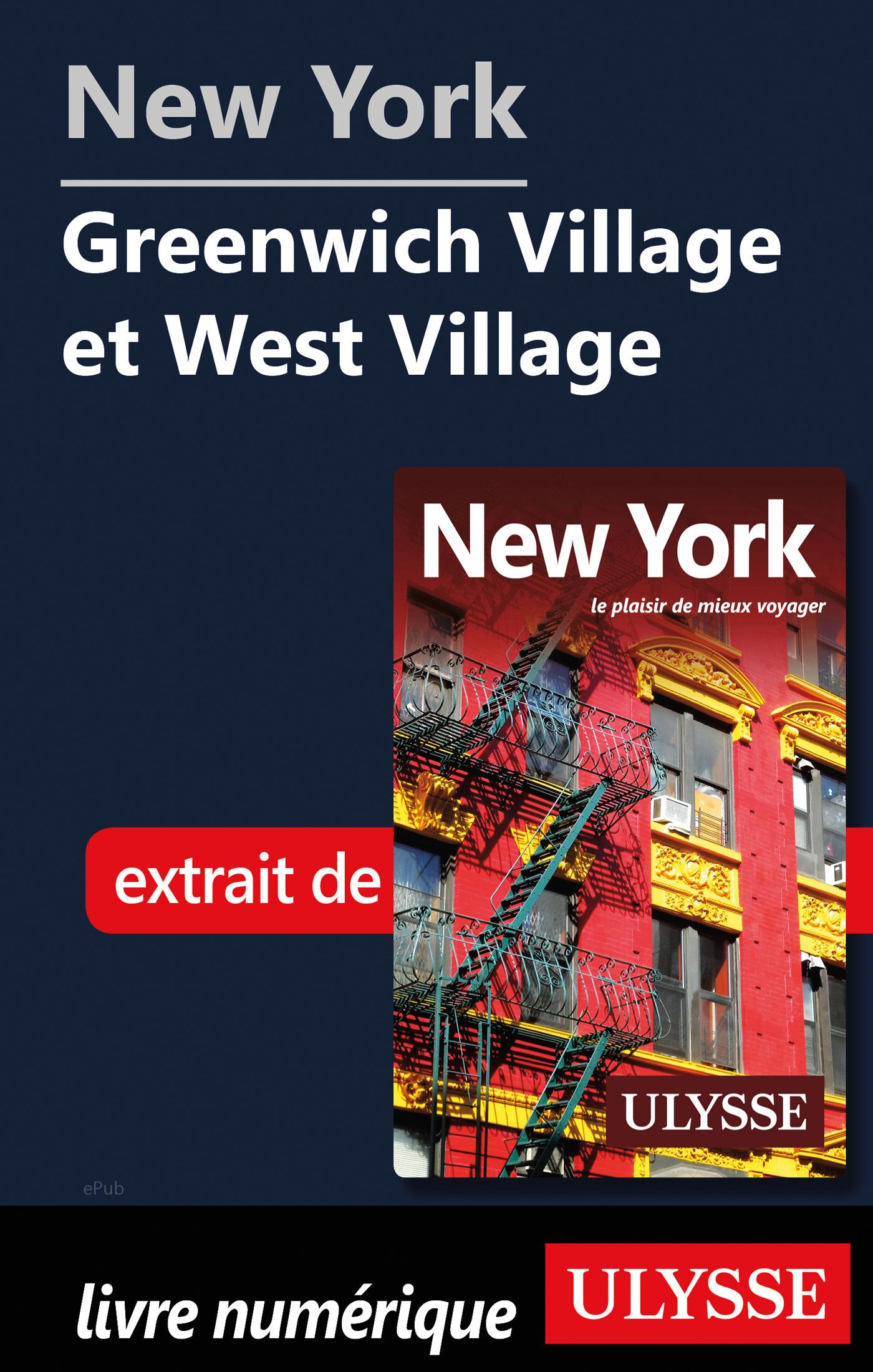 New York - Greenwich Village et WestVillage