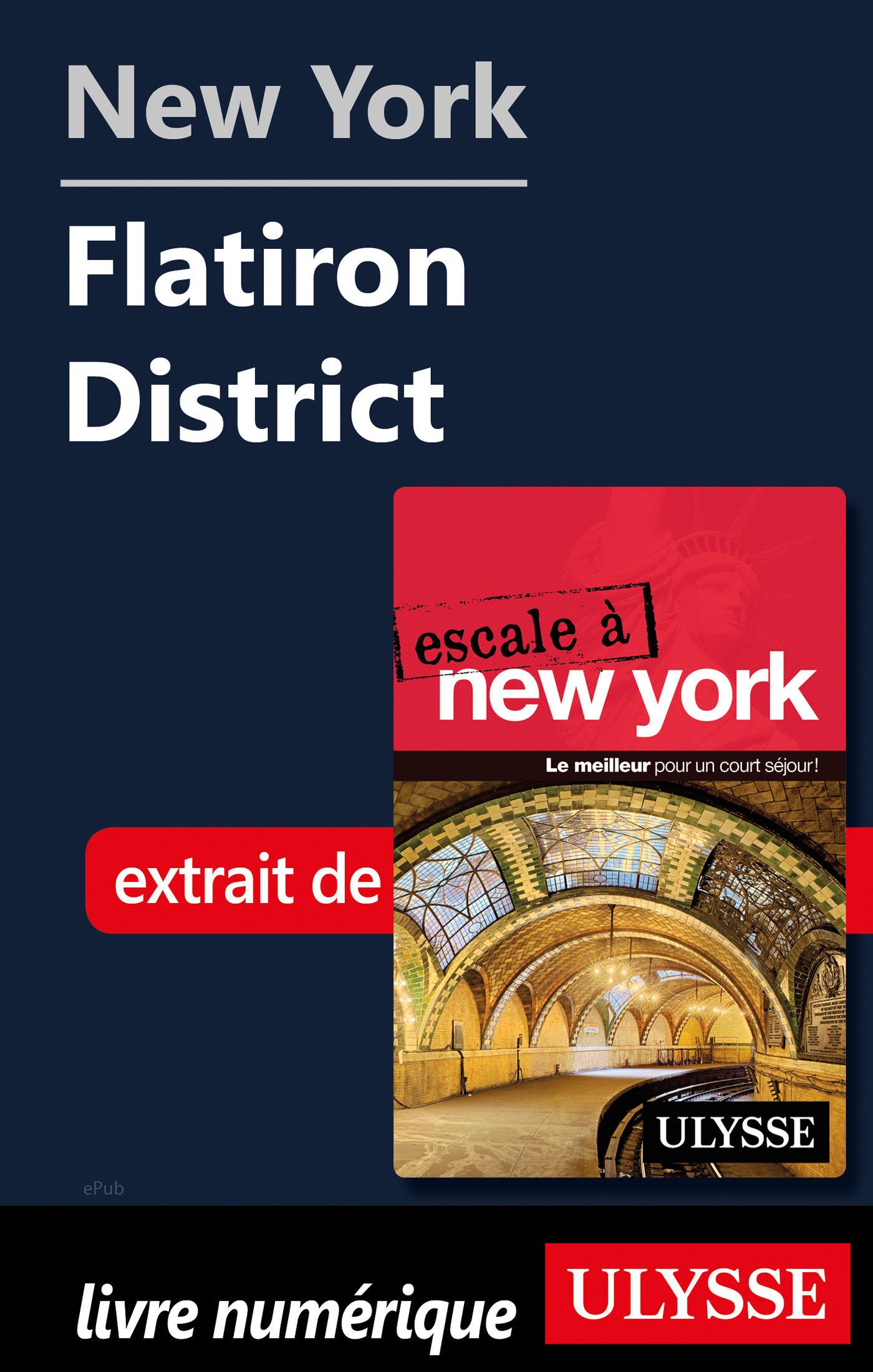 New York - Flatiron District