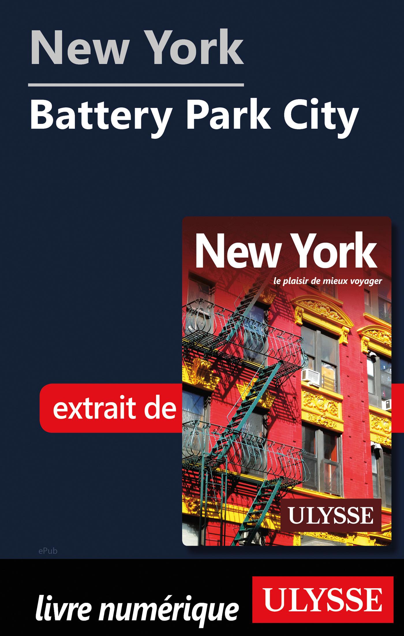 New York - Battery Park City