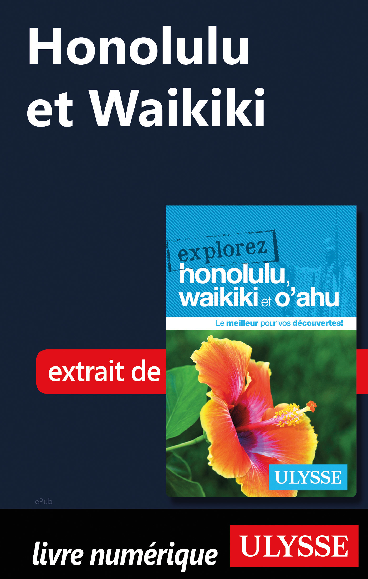 Honolulu et Waikiki