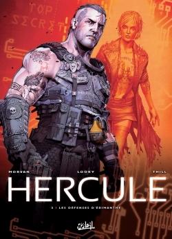 HERCULE 03 LES DEFENSES D'ERIMANTHE