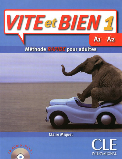 VITE ET BIEN NIV 1 + CD