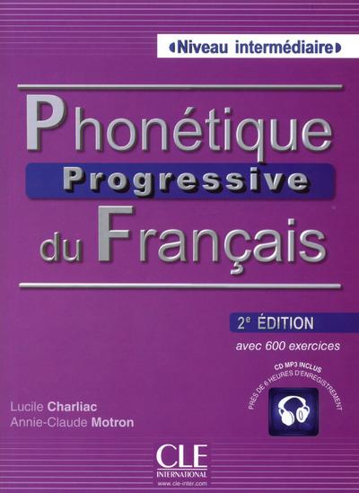 PHONETIQUE PROGR.INTER.+CD 2ED