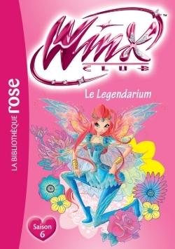 WINX 57 - LE LEGENDARIUM