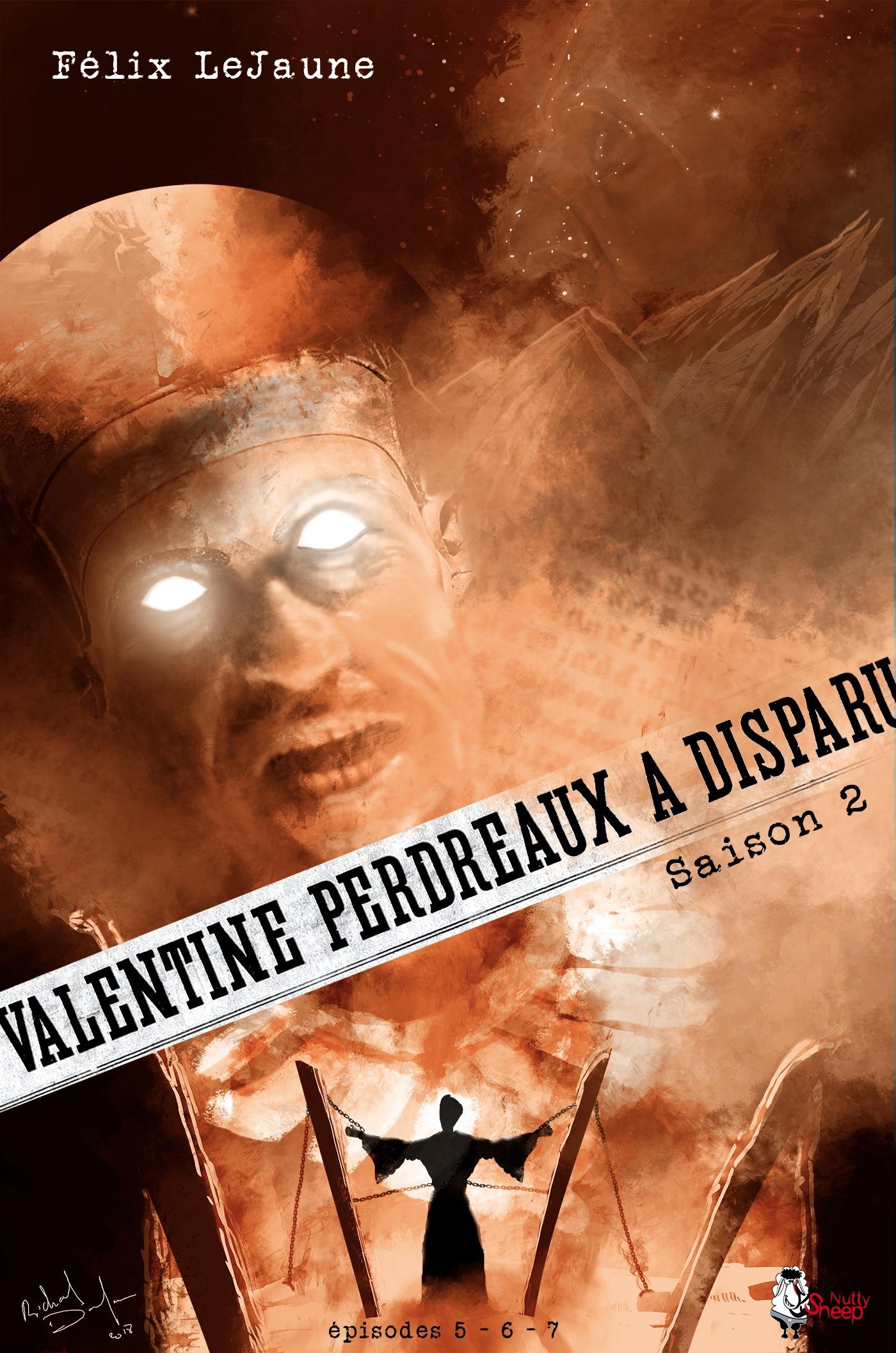 Valentine Perdreaux a disparu, Saison 2 : Épisodes 5, 6 et 7