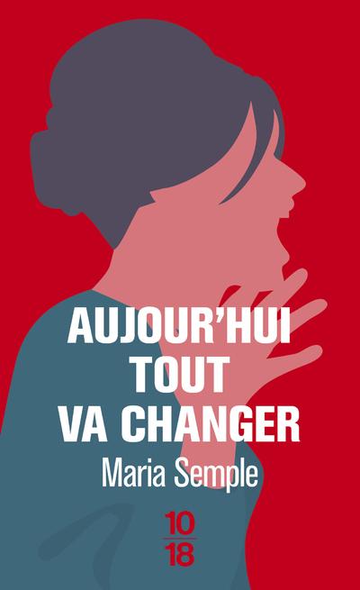 AUJOURD'HUI TOUT VA CHANGER
