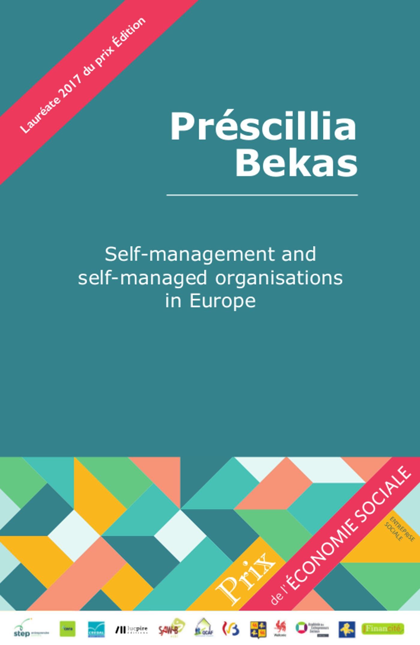 Préscillia Bekas TFE 2017 - Self-management and self-managed organisations in Europe
