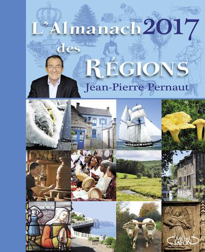 L'ALMANACH DES REGIONS 2017
