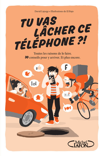 TU VAS LACHER CE TELEPHONE ?!