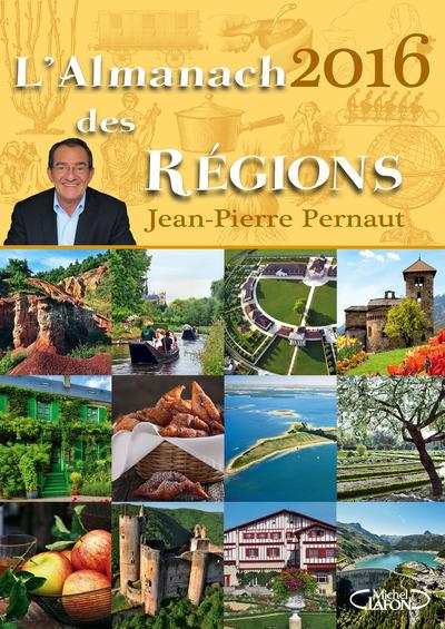 L'ALMANACH DES REGIONS 2016