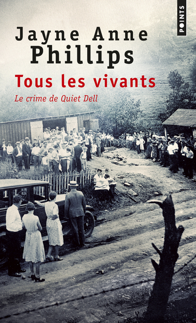 TOUS LES VIVANTS - LE CRIME DE QUIET DELL