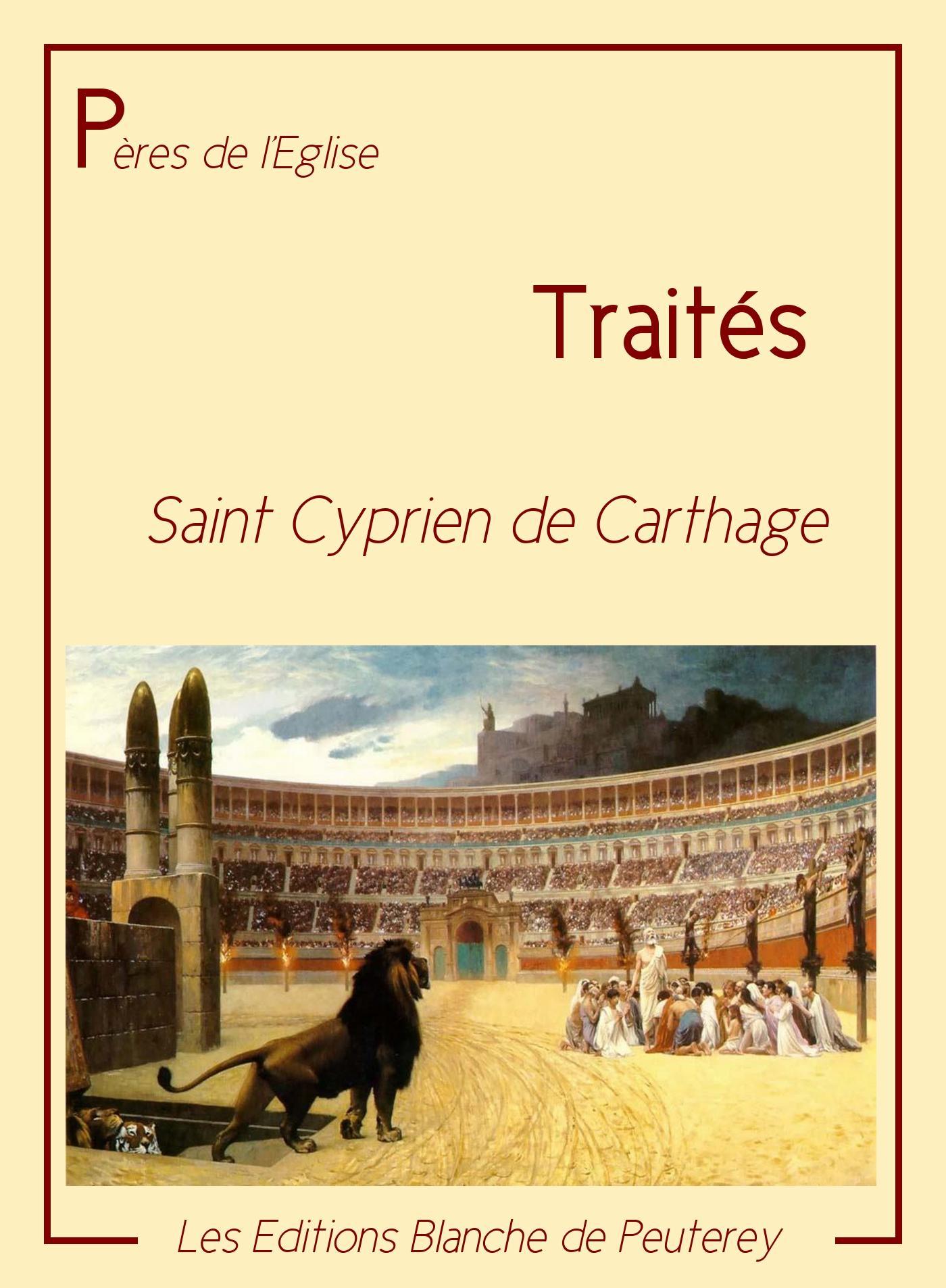 Traités, 1ER TOME DES OEUVRES COMPLÈTES