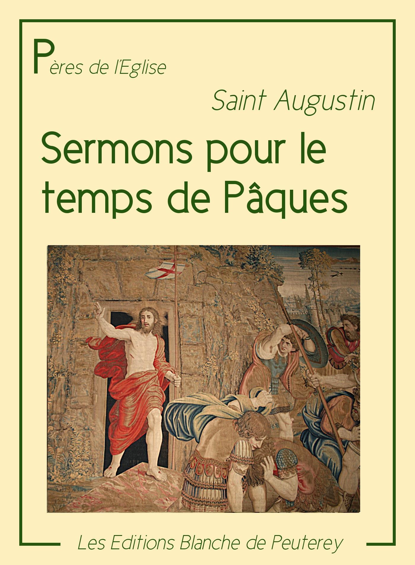 Sermons pour le temps de Pâques