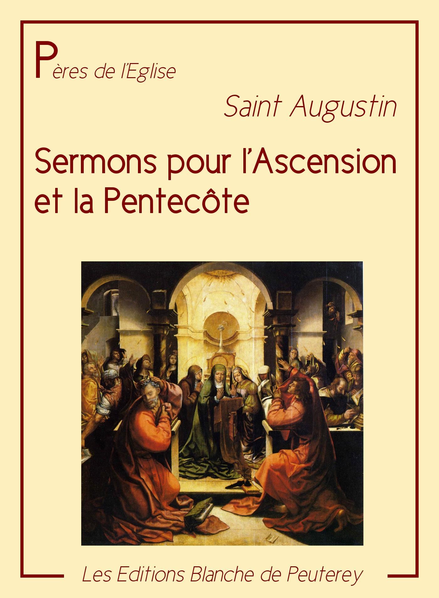 Sermons pour l'Ascension et la Pentecôte