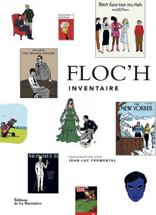 FLOC'H, INVENTAIRE. CONVERSATION AVEC JEAN-LUC FROMENTAL