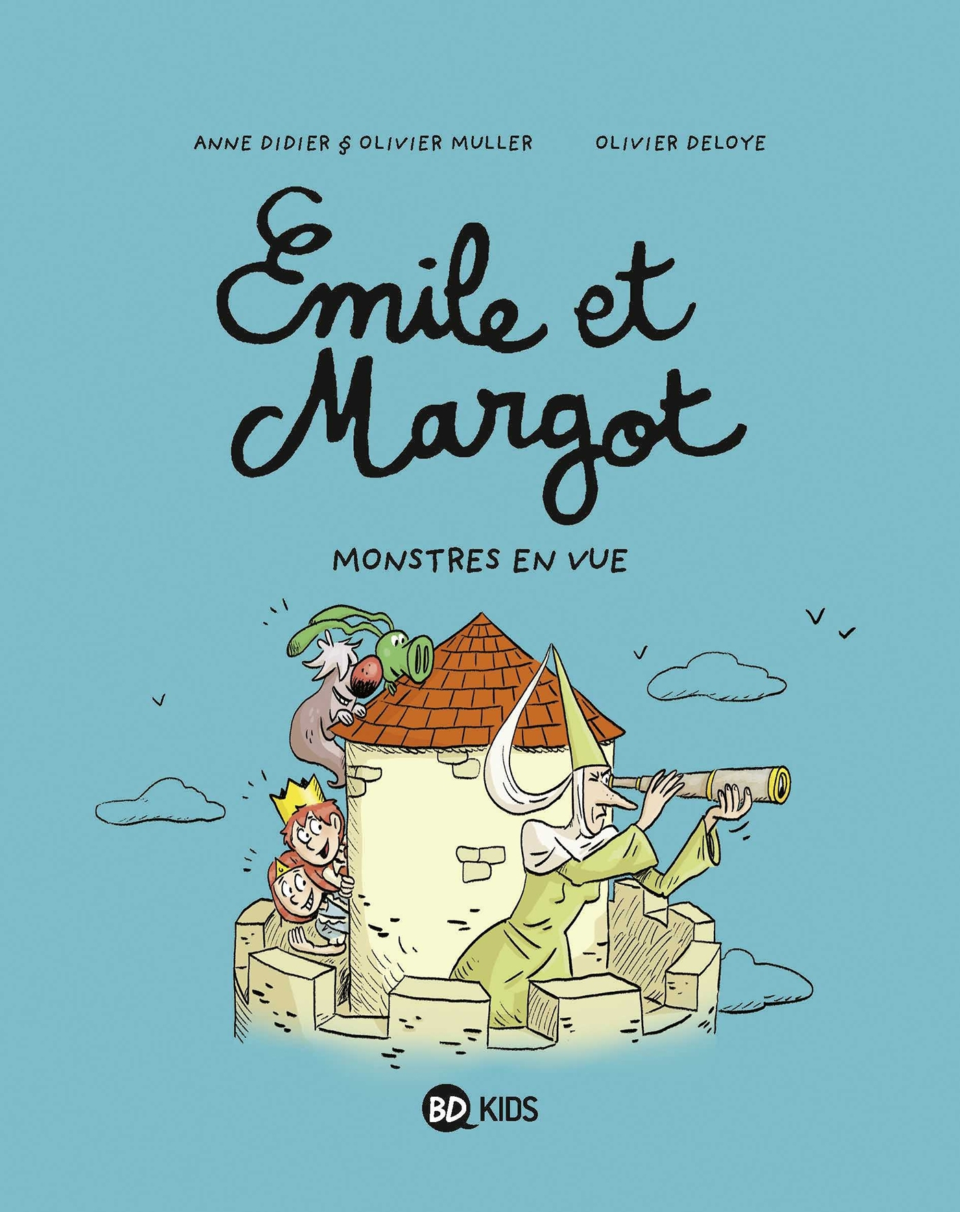 EMILE ET MARGOT, TOME 08