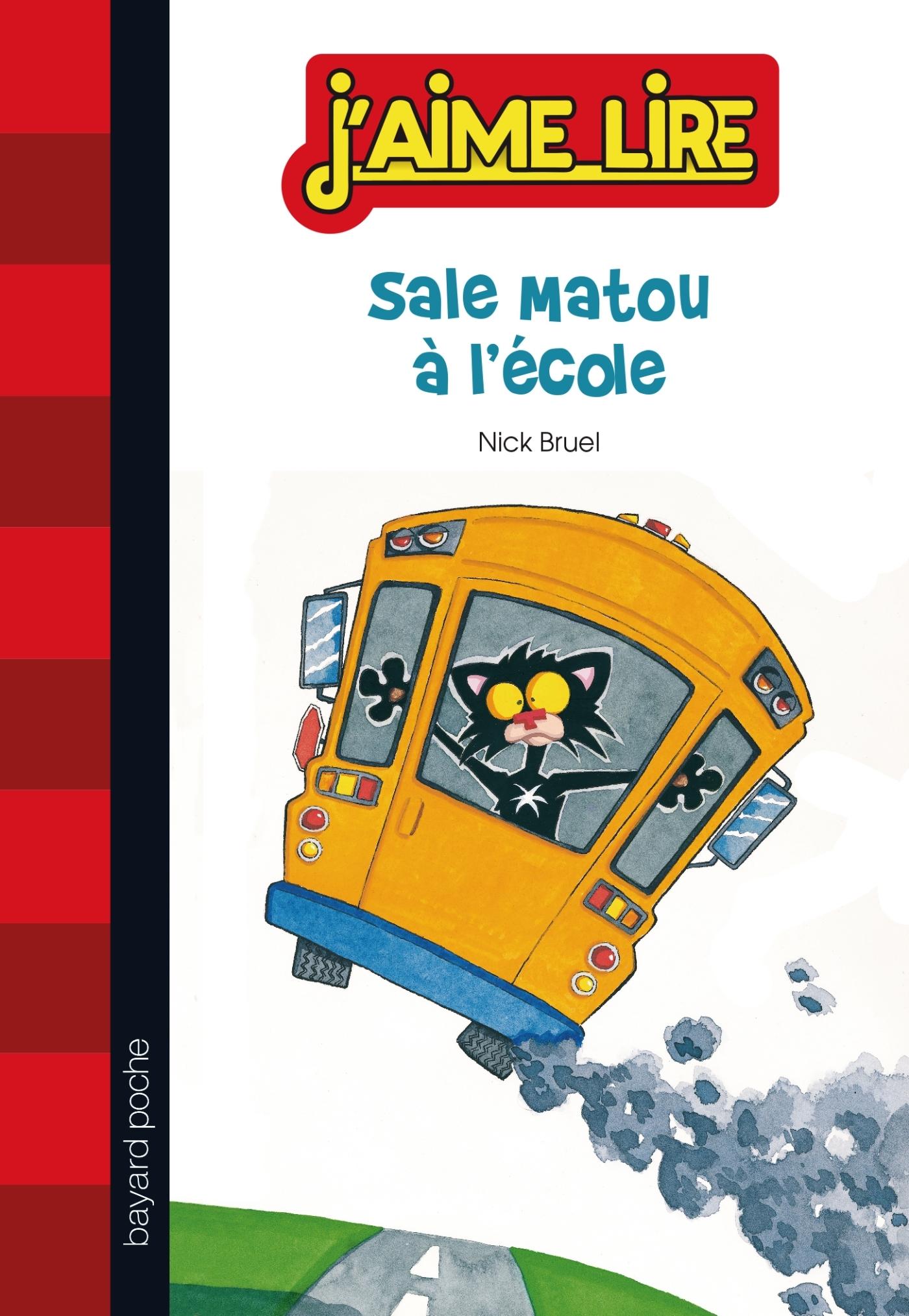 SALE MATOU A L'ECOLE