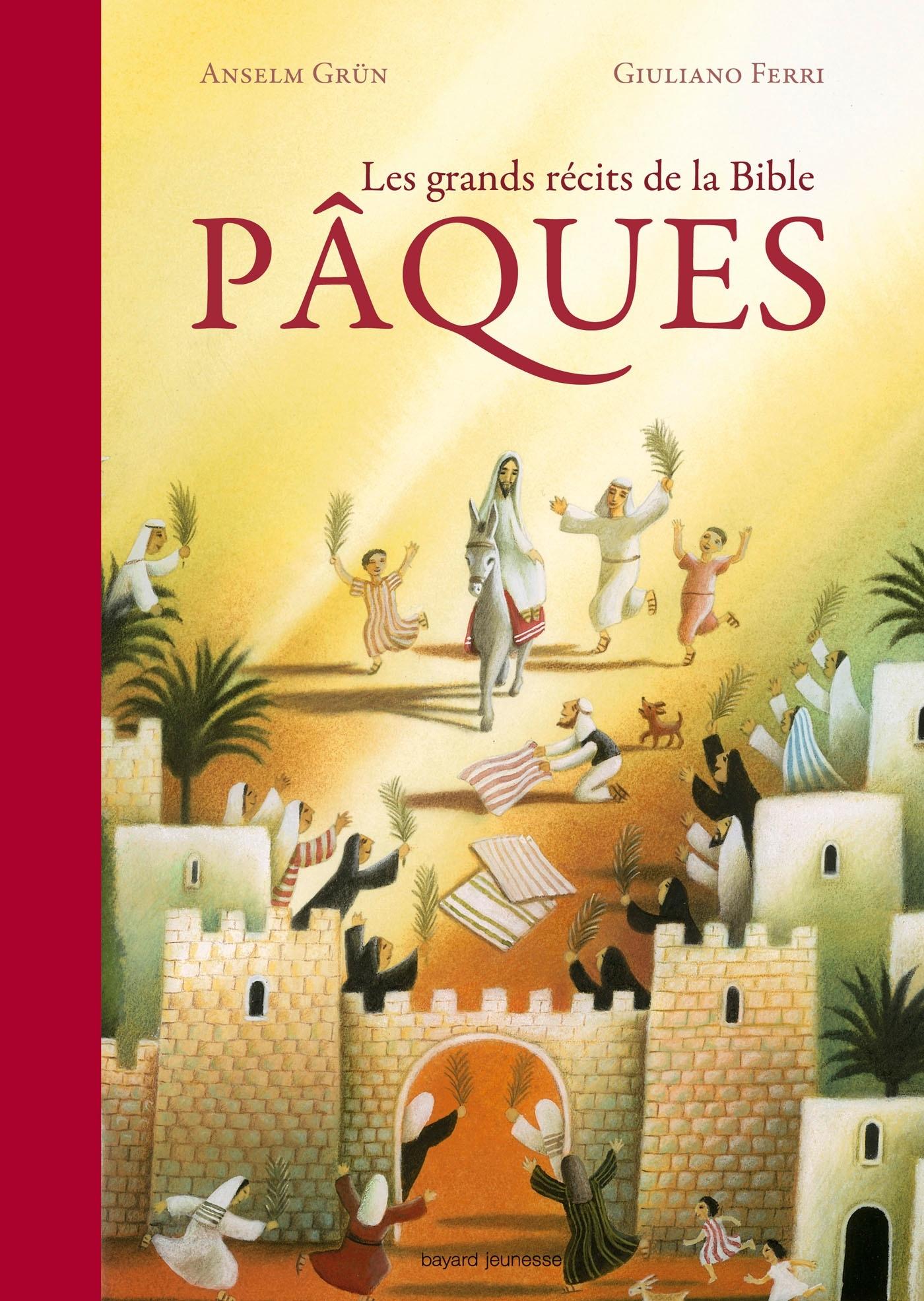 LES GRANDS RECITS DE LA BIBLE - PAQUES