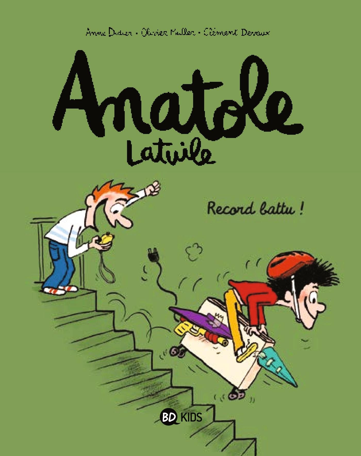 ANATOLE LATUILE, TOME 04