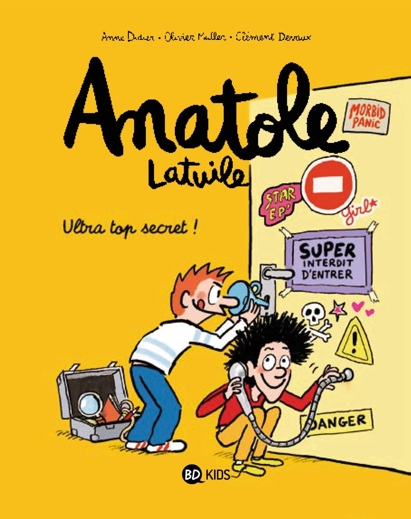 ANATOLE LATUILE, TOME 05