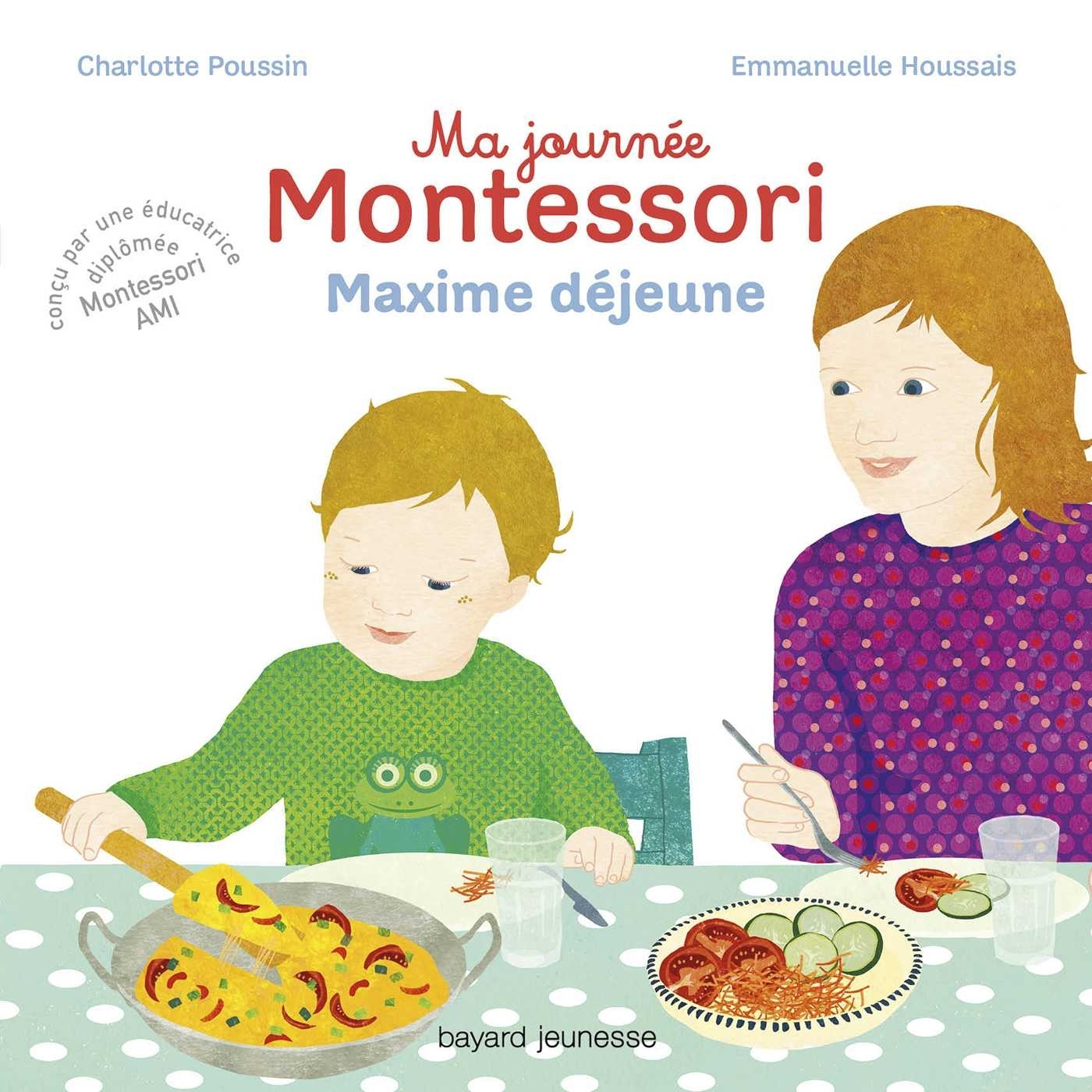 MA JOURNEE MONTESSORI, TOME 05