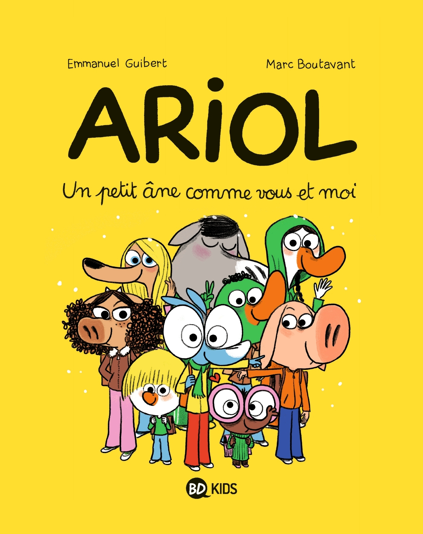 ARIOL, TOME 01