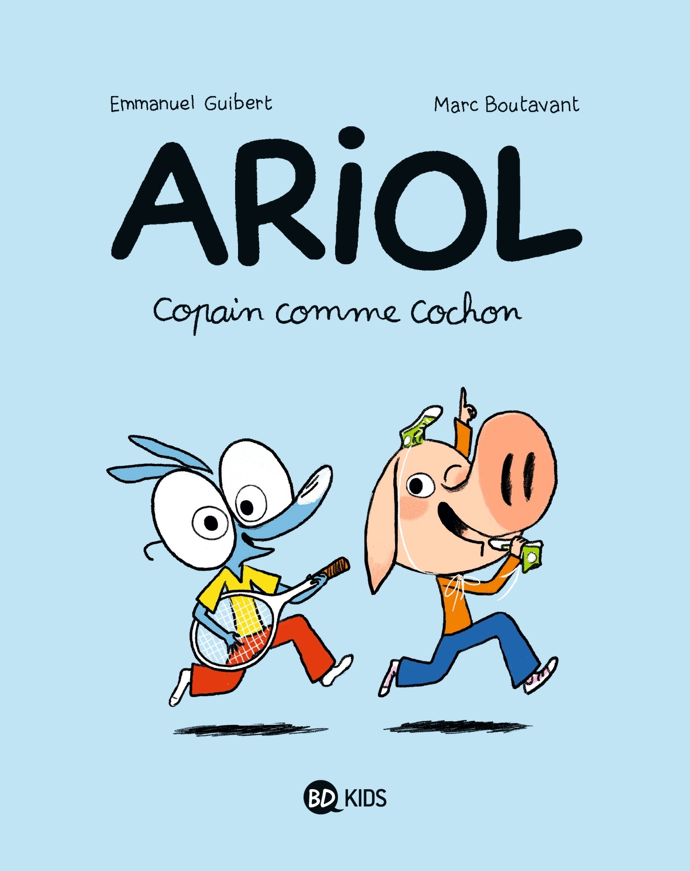 ARIOL, TOME 03