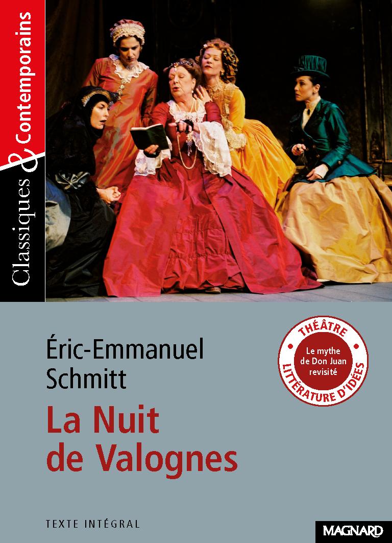 61 / NUIT DE VALOGNES D'ERIC-EMMANUEL SCHMITT (LA)