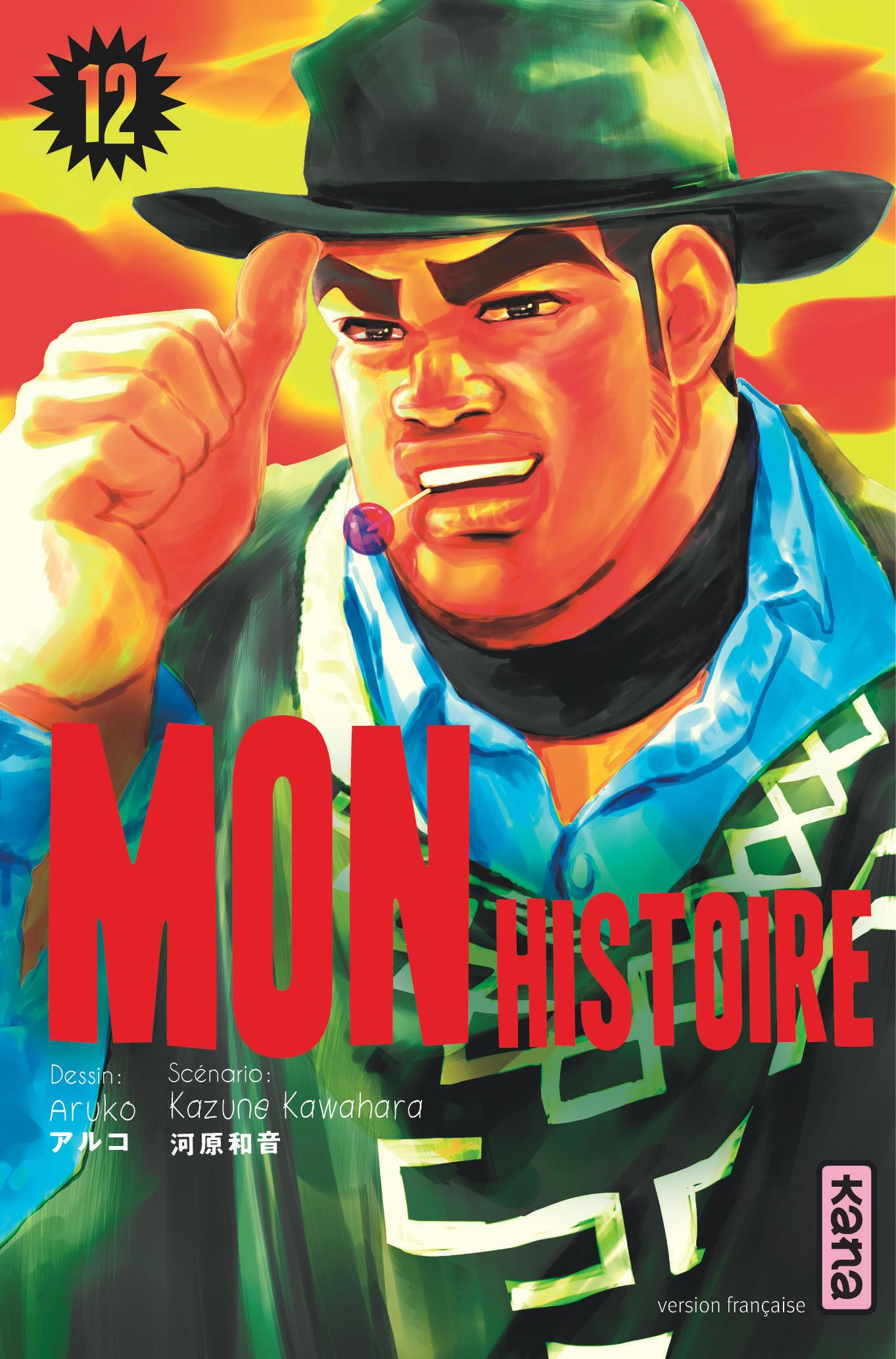 MON HISTOIRE T12